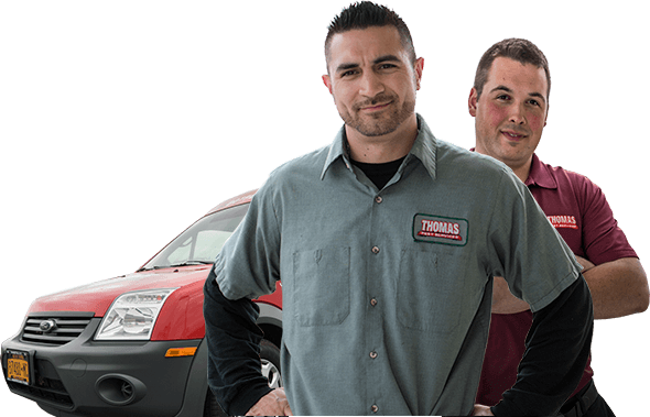 thomas pest control technicians